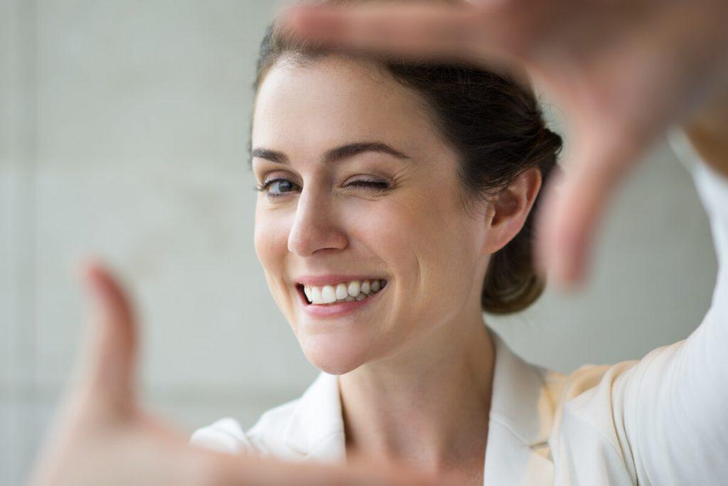 dientes blancos revisión dentista